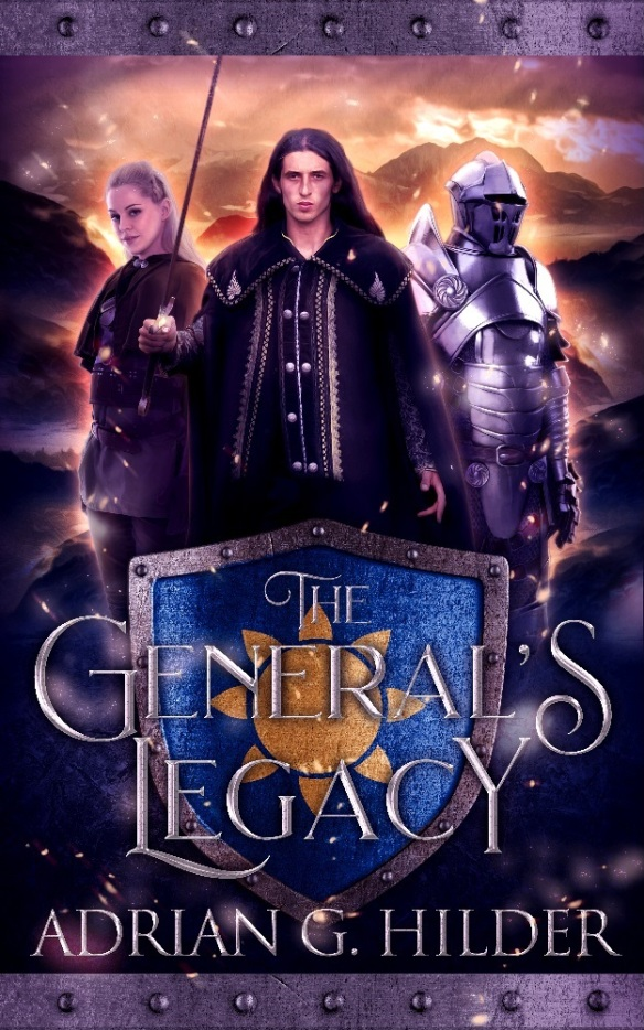 The Generals Legacy Cover Medium